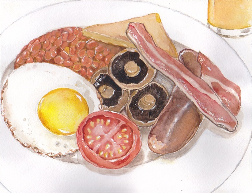 The British Fry Up